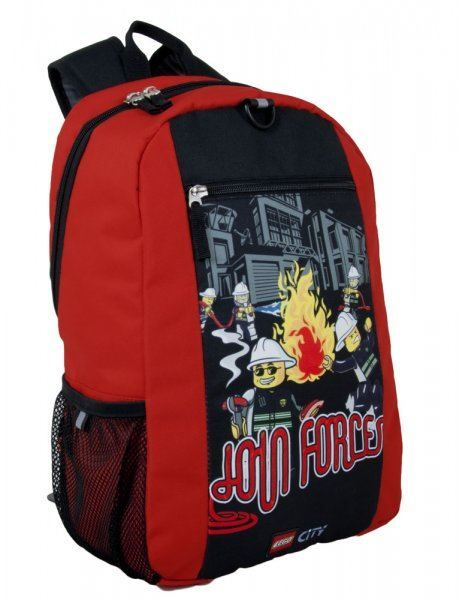 LEGO® City Fire Join Forces Basic Backpack $21.24