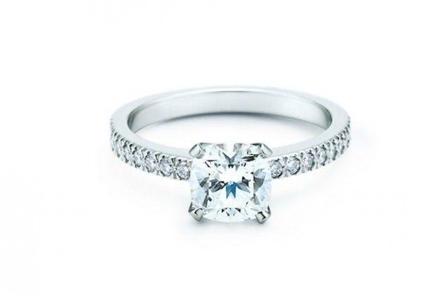 Anelli di fidanzamento di Tiffany