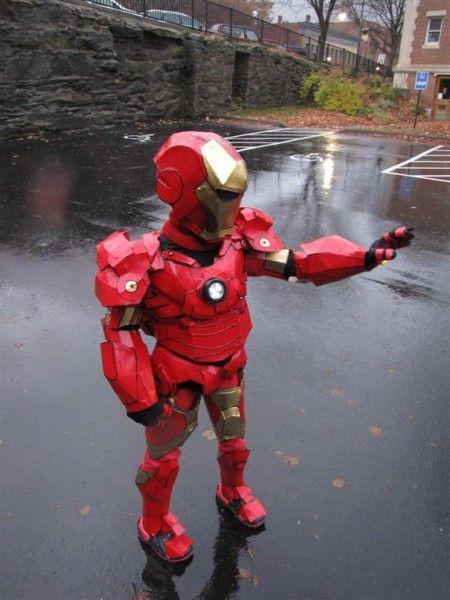 Iron Man Costume | Costume Pop