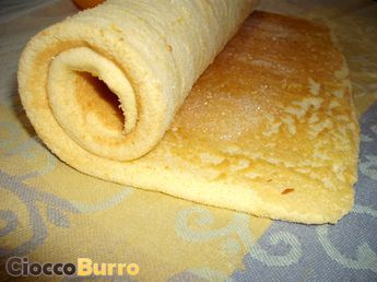 CioccoBurro: Pasta biscotto