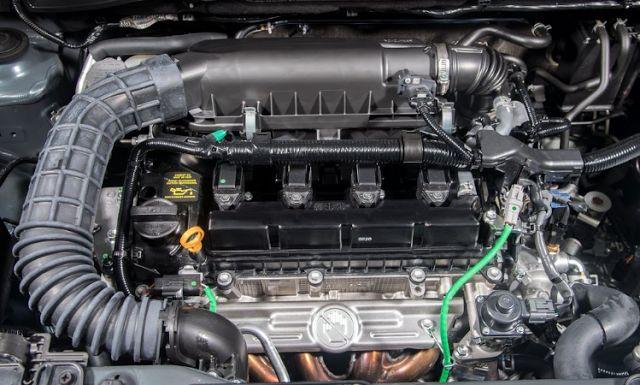 2018 Suzuki Ignis Engine