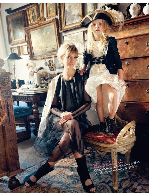 Styling: Anna Sokolowska @ Angelique Hoorn Management Hair & Make-up: Esther van Maanen @ Angelique Hoorn Management Job: Fabulous Mama Photo: Anne Timmer