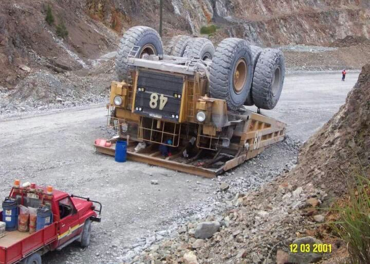 Cat 789c mining trucks