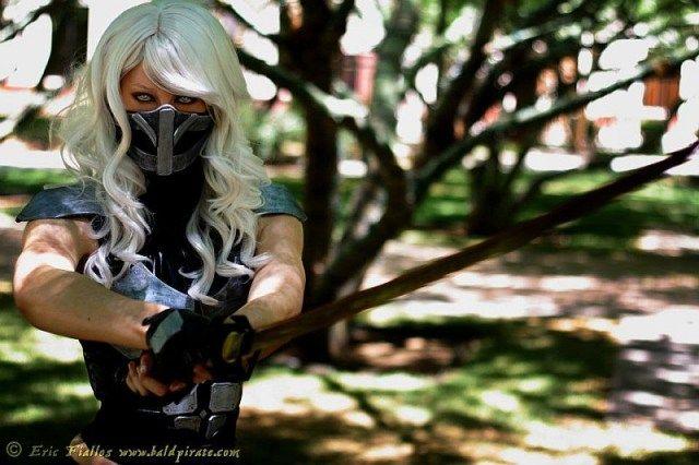 cosplay smoke mortal kombat 1   Cosplay Smoke Mortal Kombat   smoke photo Mortal Kombat KatyBear image cosplay