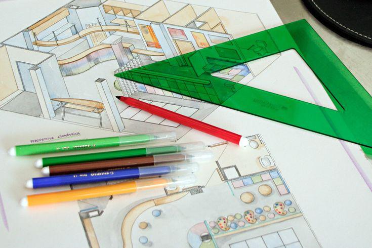 Decoraciones interiores de casa for Carrera de interiorismo