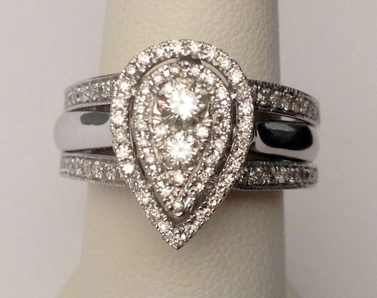 Best 25 Bridal ring sets ideas on Pinterest Bridal rings