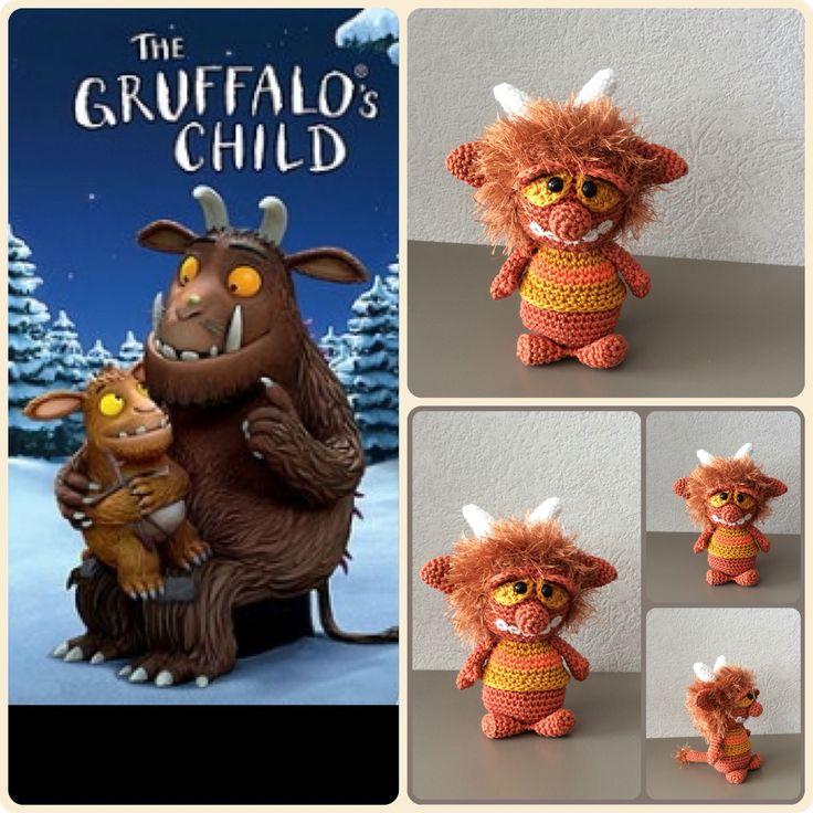 Amigurumi Gruffalo amigurumi Made by Kriziwizi@hotmail.com Http://Kriziwizi-com.webs.com