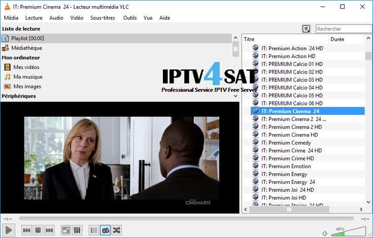 how to create iptv playlist