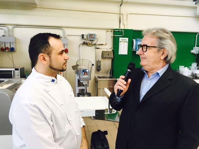 10 e 11/2/2016 - Master di Pasticceria promosso da Confartigianato in collaborazione con Agostini B. srl con il Campione del Mondo Fabrizio Donatone