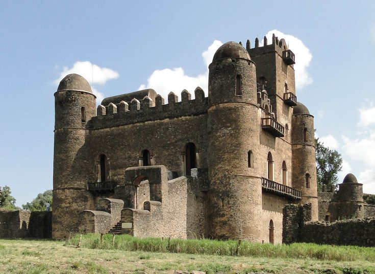 The Fasil Ghebbi Castle also called the Camelot of Africa. Located in the country of Ethiopia. This is NOT a slave castle and was NOT designed and built by European people NOR Arab people.The most prominent of several castles in the fortress-city of Fasil Ghebbi in Gonder, known dreamily as the Camelot of Africa, Fasilides Castle is named after the Ethiopian Emperor who had it built during the Mid 17th century. Gonder is home to several other castles, including those of Yohannes and David…