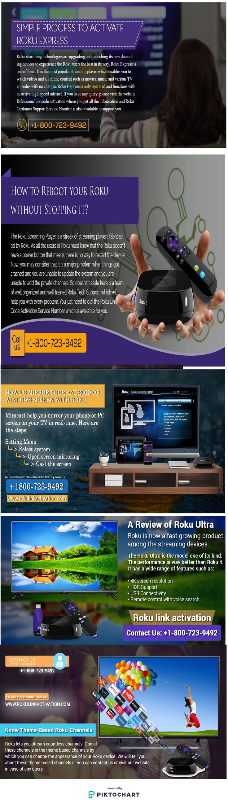 Smart Generation Roku is streaming device that takes content from internet and play it on your television. Roku played in smart and very enhanced technology that can help you to get the best television experience. Based upon the features and performance of Roku setup, No monthly payment required. You just have to do one thing that is Roku activation.