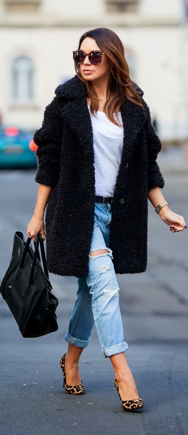 Fashionista: High Fashion : Street Style