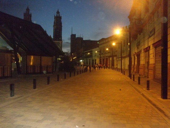 plaza de Son Nicolas Barranquilla Colombia
