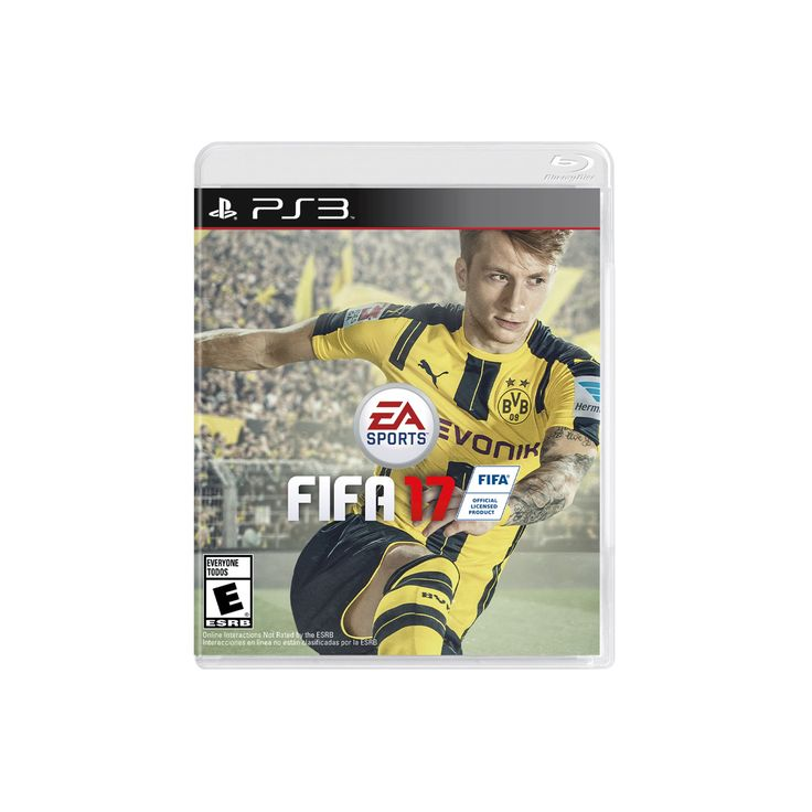 Fifa 17 PlayStation 3, Video Games