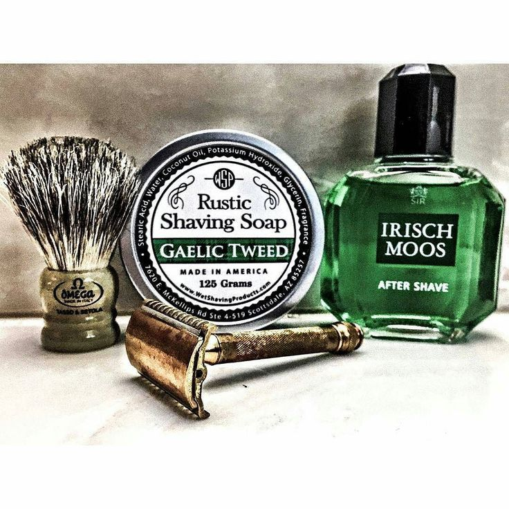 #Repost @cap7597  5/31/16 - GreenDay!!! @wetshavingproducts Gaelic Tweed Omega Mighty Midget Gillette New LC  Durablade Blade (5) Irisch Moos @knyllert_situation Member @theholyblackbrotherhood   #wetshave #wetshaveloyalists #srs #straightrazor #shave #love #shaving #ff #followme #guys #men #style #instapic #instagood #instadaily #instaphoto #photo #picoftheday #photooftheday #sotd #shaveoftheday #shavelikeyourgrandpa #dfs #bbs #youtube #liamcruz