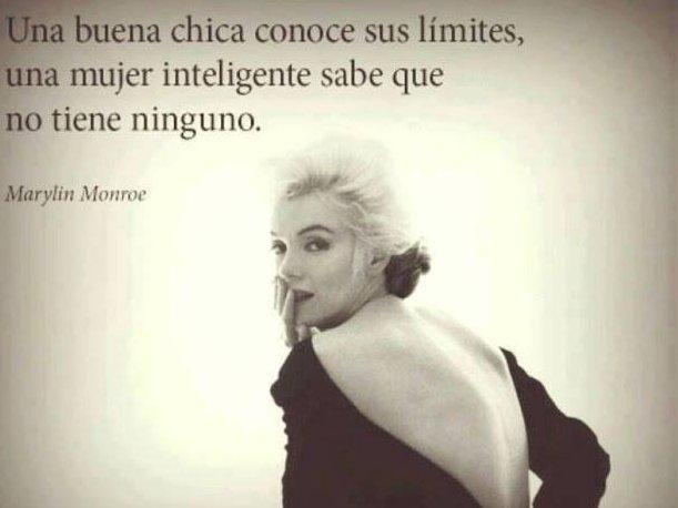 Marilyn Monroe y sus mejores frases que toda mujer debe tomar en cuenta