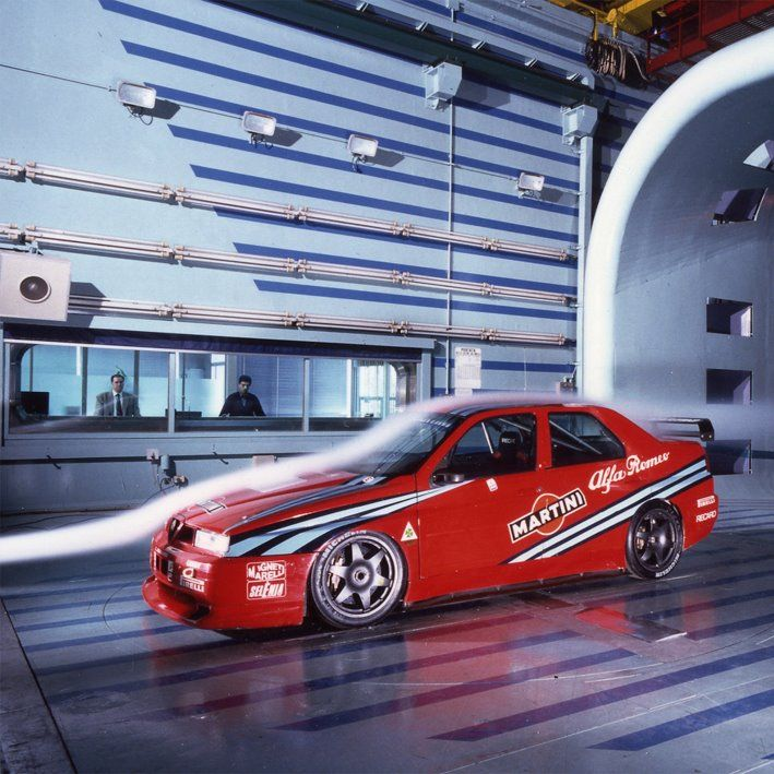 1992 Alfa Romeo 155 GTA Superturismo