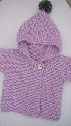 tutorial puntomoderno.com, ABRIGO BEBÉ, baby coat english pattern #bebé, #diy