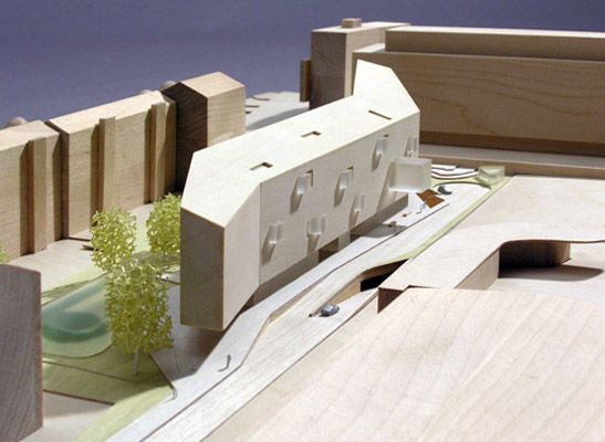 Perfect Töölö Quarter   Taivallahti Campus Residential Building · Architecture  Model MakingMaquette ...