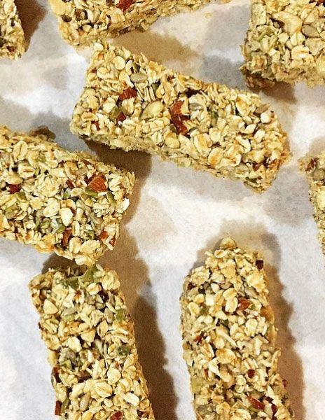 94 besten Gesunde Snacks Bilder auf Pinterest Gesunde ernährung - gesunde küche zum abnehmen