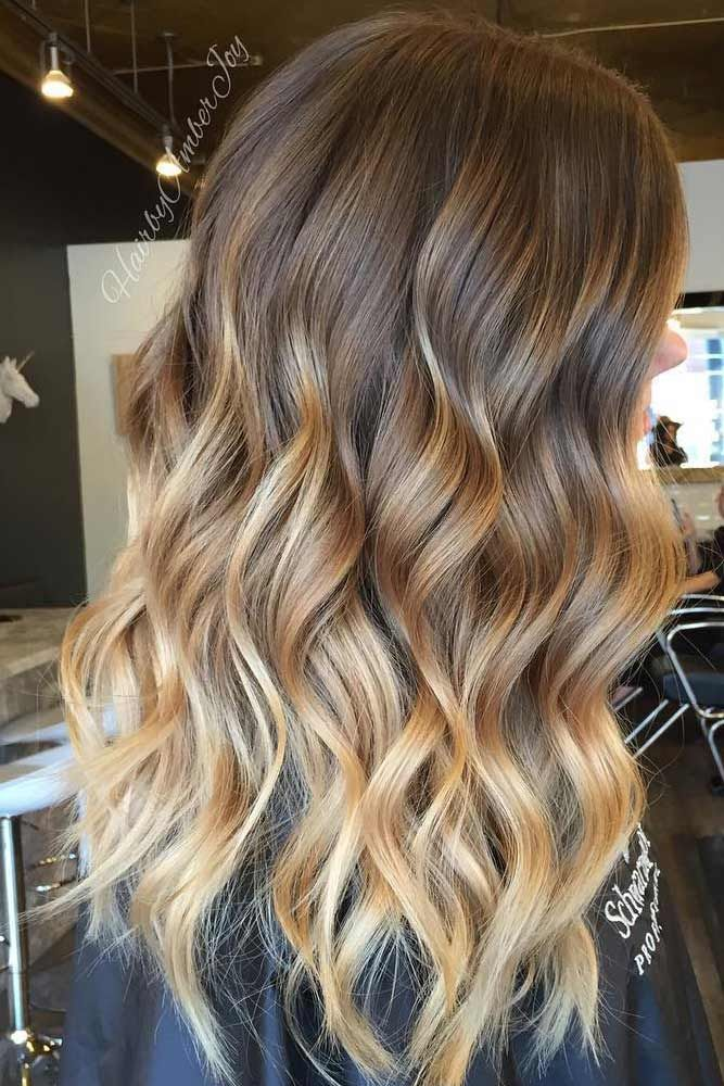 25 best ideas about caramel brown hair color on pinterest - Balayage braun caramel ...