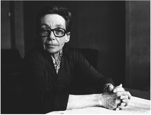 Marguerite Duras, writer and film director, was born in Gia-Dinh, former name for Saigon (4 April, 1914 - 3 March, 1996).