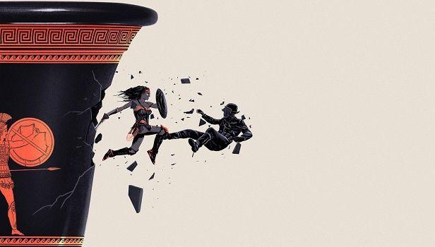 The Art of Wonder Woman: Τίποτα λιγότερο από υπέροχες αφίσες! | FLIX