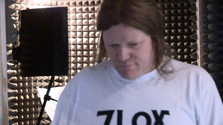 7LoxRok Behind The Scenes Recording Long-Haired Loxley