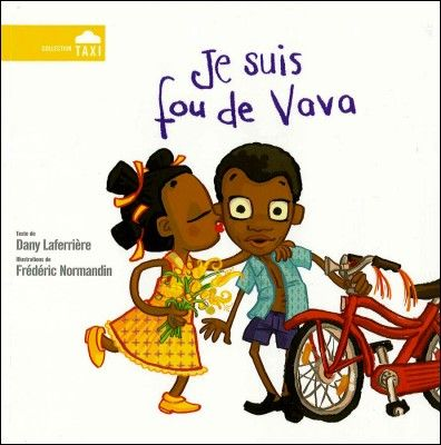 Cute book about a Haitian boy. Beautiful artwork and not too much text on each page.