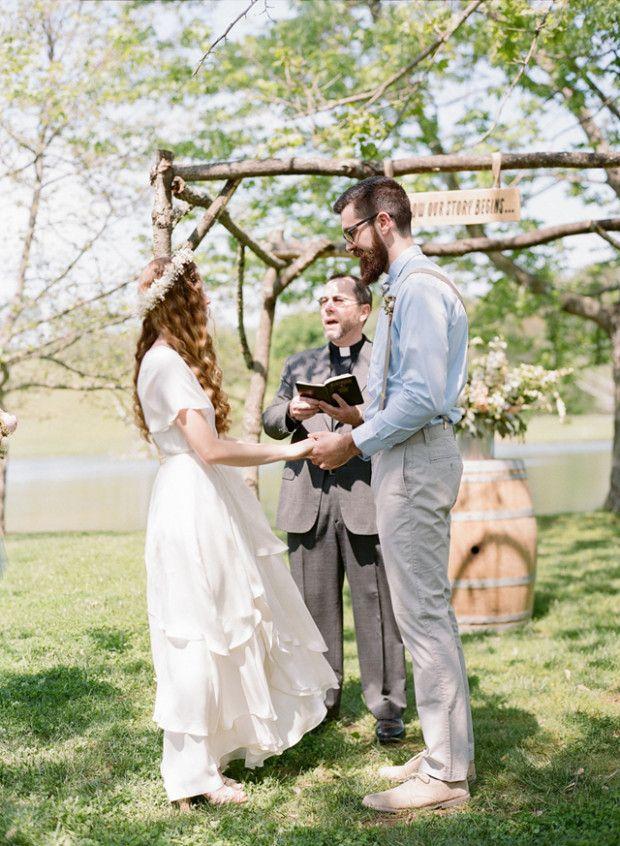 Christian Wedding Ceremony The Bride Wedding Ceremony Script Christian Wedding Christian Wedding Ceremony