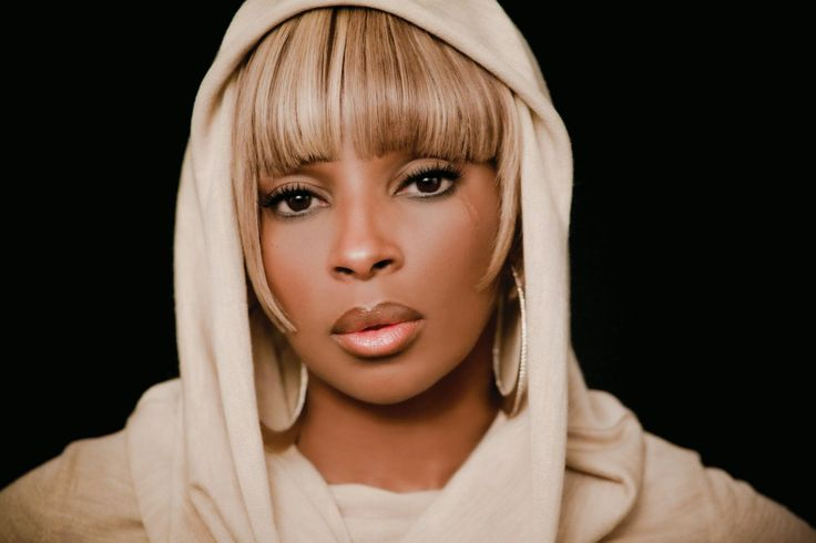 The bazaars of the Supreme: Mary J. Blige