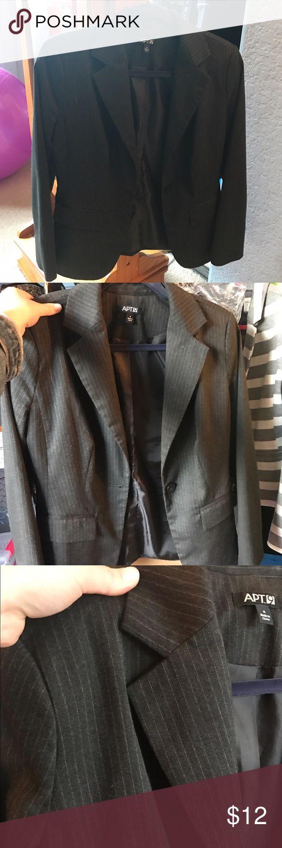 17 Terbaik ide tentang Grey Blazer Black Pants di Pinterest