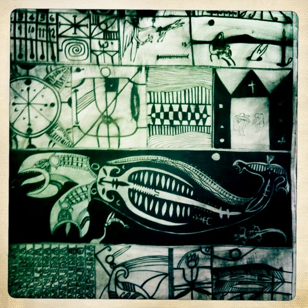 John Pule, Auckland Art Gallery