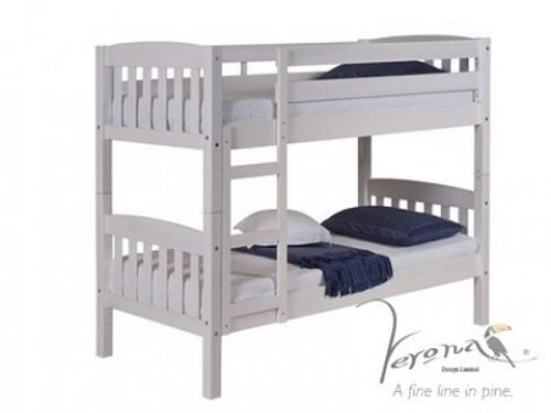 bunk bed small space living kidsu0027 room shared room bunk bed verona america shorty bunk in white wash beds on legs