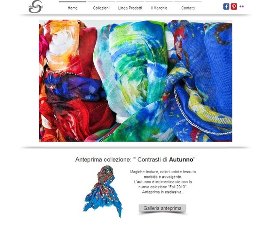 www.marinafinzi.it new collection , new homepage layout. check out our website!