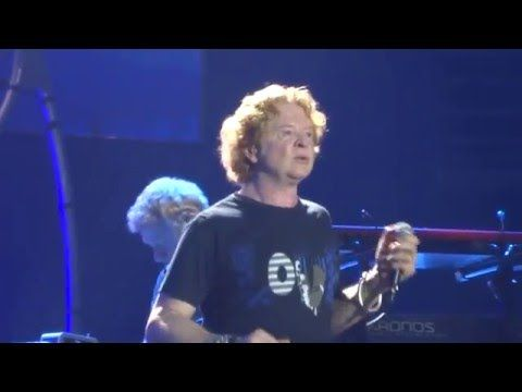 """SIMPLY RED """"You Make Me Feel Brand New"""" 09 marzo 2016"""