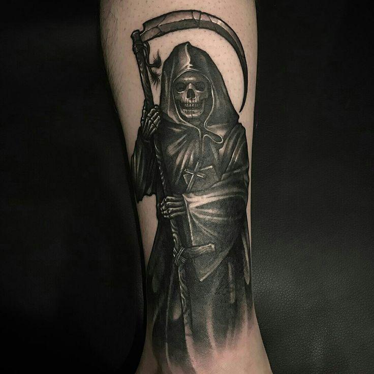 Tattoo done by: @gara_tattooer