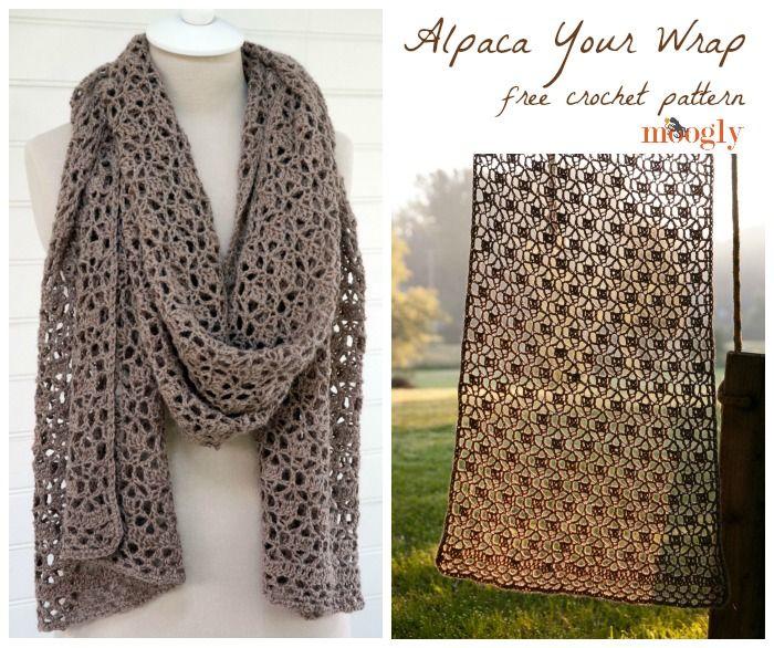 Wear it like a traditional wrap or stole, wrap up in it, or wear it as an oversize scarf - no matter how you wear it, Alpaca Your Wrap just screams luxury!