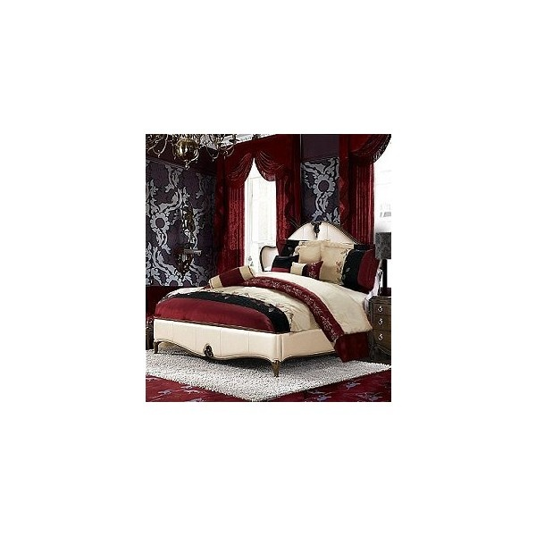 french Boudoir Bedrooms - Moulin Rouge french ooh la la bedroom decorating ideas teens St Valentines Cupid Bedroom Decorating Ideas Girls Bedroom Decorating Ideas bohemian boudoir bedrooms Exotic Bedrooms Ooh La La Bedrooms Romantic Bedroom sexy leopard d found on Polyvore