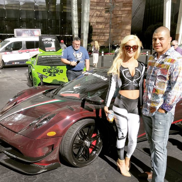 My dude Pepe Hurtado came thru w his Lamborghini Murcielago for Corsa America Rally to stop in Vegas for a quick business talk. Lacey & Jessica also 2 absolute solid ambassadors & co pilots for their rally. I was super impressed w the Pagani sports car only 100 in circulation w a $2.8 million price tag. Reminds me of Symbolic Motors friend Patrick Van Schoote & his connections. Talked to CEO gonna try to reach out to get a rally to go to tribal casinos & possibly help w turning the company…