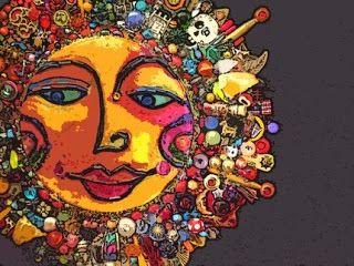 cbs this morning sunday mosaic sun -
