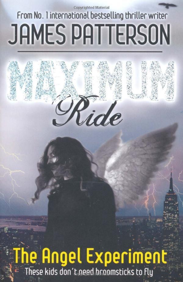 maximum ride book 9 pdf