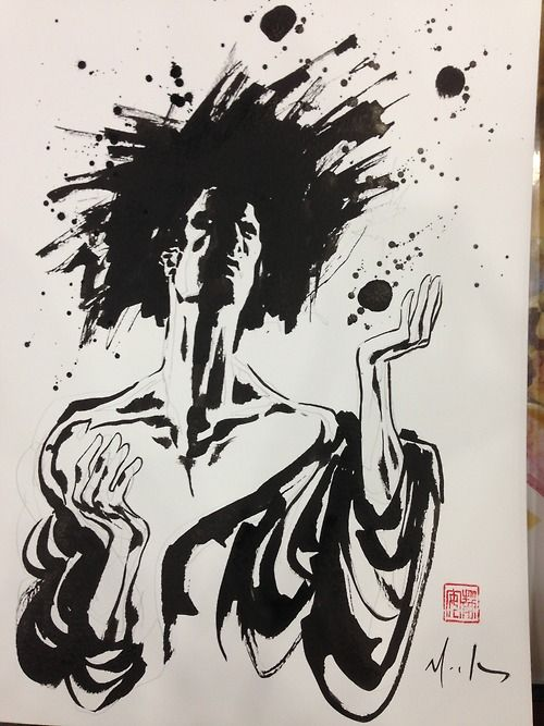 Some of my favorite things, David Mack and The Sandman.