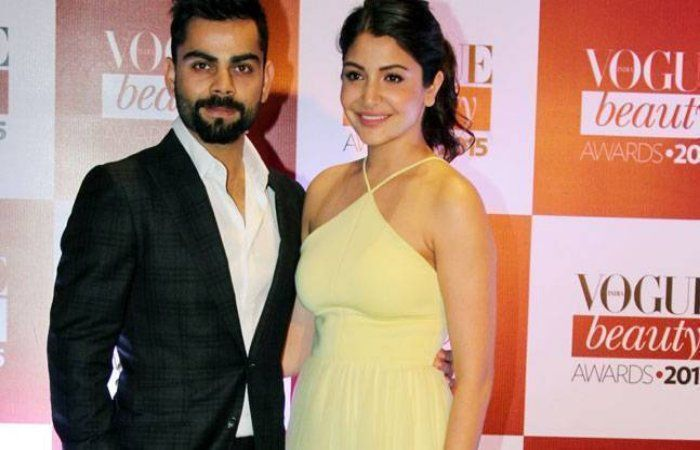 #Virat & #Anushka Paired – Patch Up Again 2016