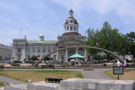 Kingston, Ontario, was ranked #3 best city in Canada in 2012! Click on the image to read more.