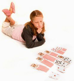 Learn to play Solitaire - lots of different types of games.
