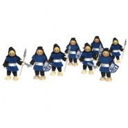 Blue Knight Dolls