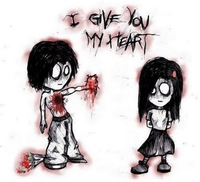 Love.: Emo Stuff, Zombie, True Love, Dark, My Heart, Random, Things, Broken Heart, Emo Quotes