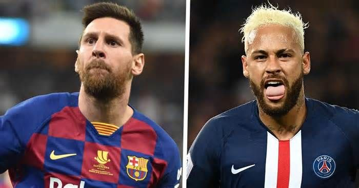 Neymar Is Messi S Natural Replacement At Barcelona World Cup Winner Mazinho Backs Move For Brazilian Get The Latest News For In 2020 Lionel Messi Neymar Rivaldo