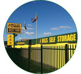 Self Storage facility @ Kings Park